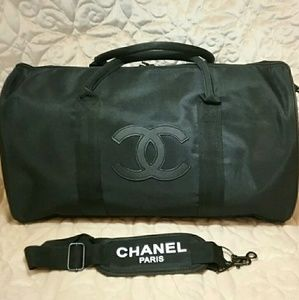Brand Chanel VIP Gift Gym Duffle bag